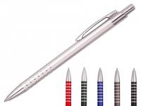 Caneta personalizada de metal em diversas cores