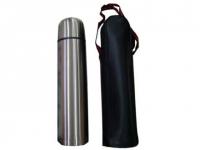 Garrafa térmica promocional de inox 1L