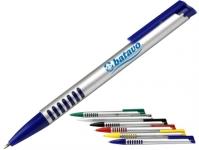 Caneta personalizada pl�stica em diversas cores
