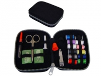 Kit costura promocional com linhas em diversas cores
