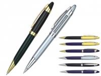 Lapiseira promocional de metal em diversas cores