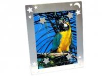 Porta retrato personalizado de metal Tamanho da foto 9x13 cm