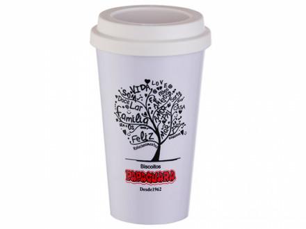 Copo Personalizado para Café 550ml - Confira aqui o melhor preço!   A7 Brindes