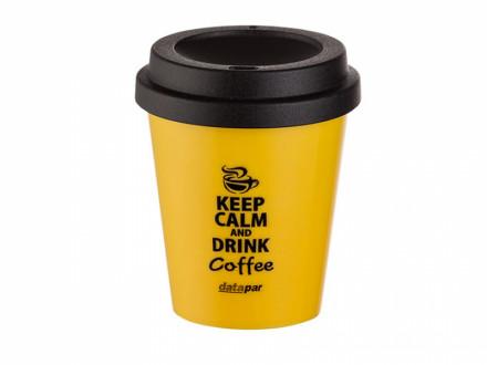 Copo Personalizado para Café 350ml - Confira aqui o melhor preço! | A7 Brindes