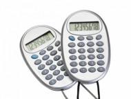 Calculadora Personalizada com Cordão - Confira aqui o melhor preço! | A7 Brindes