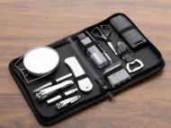 Kit Manicure promocional com 12 peças