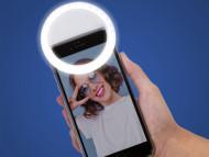 Ring Light Personalizado Anel de Iluminação para Selfie - Confira aqui o melhor preço! | A7 Brindes