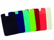 Adesivo Porta Cartão Personalizado Emborrachado para Celular - Confira aqui o melhor preço! | A7 Brindes