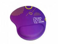 Mouse Pad Ergonômico Personalizado com Apoio - Confira aqui o melhor preço! | A7 Brindes