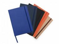 Caderneta Moleskine Personalizada 21x14 sem Pauta - Confira aqui o melhor preço!   A7 Brindes