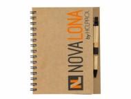 Cadernos Personalizado com Caneta 20x14 - Confira aqui o melhor preço! | A7 Brindes