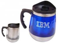 Caneca térmica para brindes Capacidade: 450 ml
