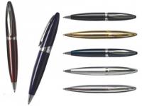Caneta personalizada metálica em diversas cores
