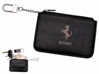 Porta moedas personalizada com carteira em couro sintético