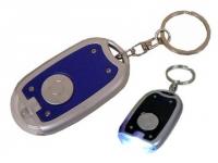 Chaveiro personalizado com mini lanterna