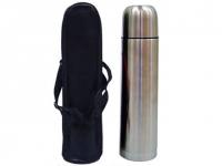 Garrafa térmica personalizada de inox 750ml