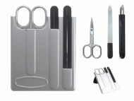 Kit Manicure Personalizado com 3 Peças - Confira aqui o melhor preço! | A7 Brindes