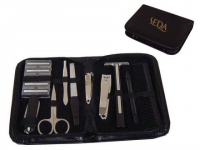 Kit manicure promocional com 10 peças