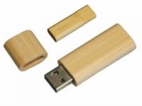 Pen drive para brindes de madeira Capacidade: 8GB