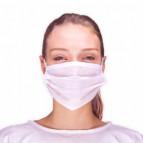 Máscara Personalizada Descartável SMS Camada Tripla - Confira aqui o melhor preço! | A7 Brindes