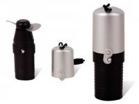Mini ventilador de plástico para brindes(não acompanha pilhas)