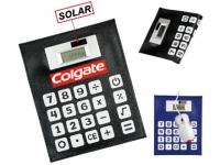 Mouse pad promocional com calculadora Dispositivo solar