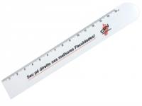 Régua personalizada de 15 cm
