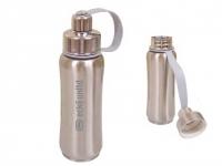 Squeeze para brindes de inox Capacidade: 500 ml