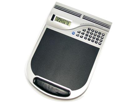 Mouse Pad para brindes com calculadora